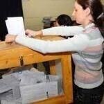 مشاركة المرأة فى انتخابات 2015