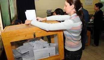 تقرير الحقوقيات المصريات على انتخابات 2015 من مجلس الشعب