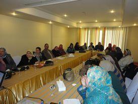 الحقوقيات المصريات تستعد لتدريب امانات المراة فى الاحزاب السياسية