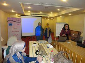 الحقوقيات المصريات تبدأ تنفيذ فاعليات مشروع تعزيز المشاركة السياسية للنساء – وعي