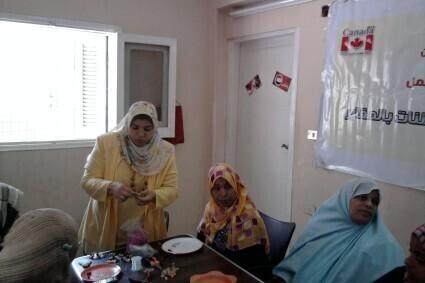 الحقوقيات المصريات : اين المراة فى  النقابات المهنية