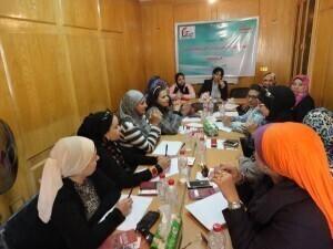 مشروع المساعدة والمساندة القانونية للمرأة المهمشة