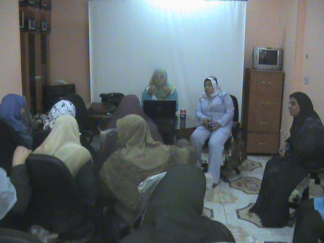 Enhancing & Empowering Egyptian Woman to Participate in Civil life