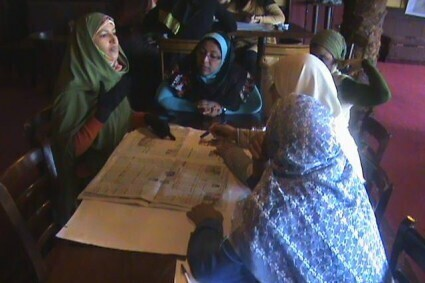 The Project of Economic Empowering for Young Woman in Upper Egypt