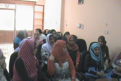 Manage electoral campaign Political parties for women