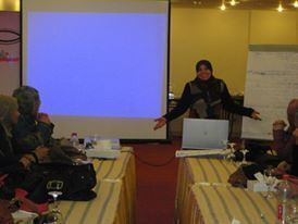 Activating Women's Role within Local Bar Associations in Upper Egypt.