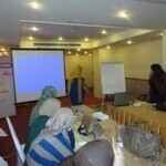Supporting and motivating the performance of female members of local councils in decision-making.