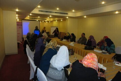 The Association of Egyptian Female Lawyers Launches a Campaign to Eliminate Early Marriage