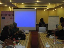 Program of legal assistance for Women